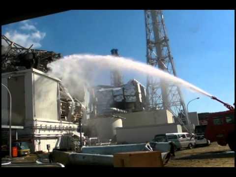 Neues Video vom Gelände des AKW Fukushima