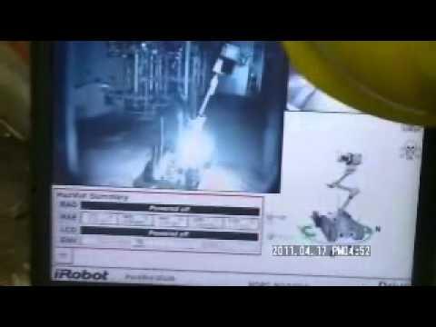 Videoaufnahmen aus Reaktor 1 von Fukushima
