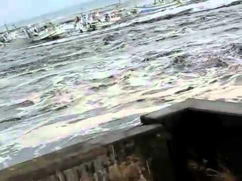 Tsunami Amateuraufnahmen