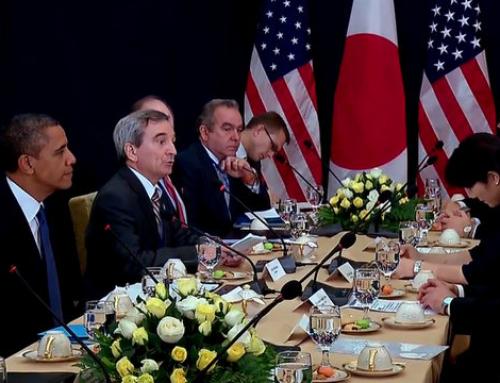 Die Beziehung zwischen Amerika und Japan